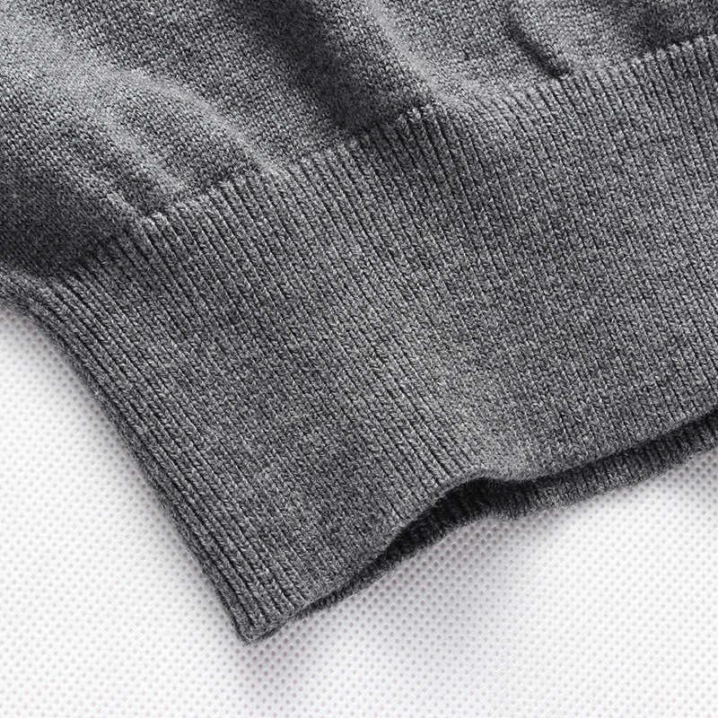 2020 jesień Casual męska sweter O-Neck paski Slim Fit Knittwear męskie swetry swetry swetry mężczyźni Pull Homme M-3XL