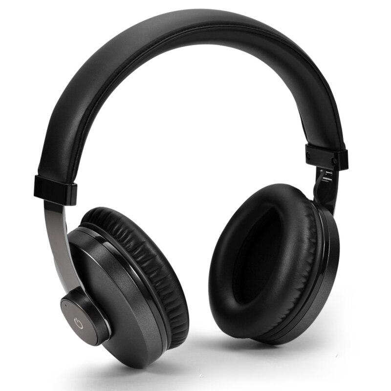 Bluetooth CSR4.2 головка twist 50 мм высокоточные CD стерео наушники с микрофоном для телефона