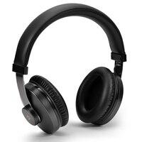 Bluetooth CSR4.2 поворот головы 50 мм Высококачественный CD стерео наушники с микрофоном для телефона