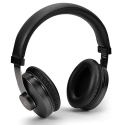 Bluetooth CSR4.2 head twist 50MM high-fidelity CD stereo headphones with Microphone for phone
