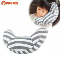 Child Car Seat Headrest Sleeping Head Support Children Nap Shoulder Belt Pad Neck Cover For Kids