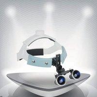 Portable Dental Surgical Medical Headband Binocular Loupes Glasses Magnifier
