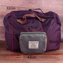 Portable Luggage Bag Folding Travel Bags