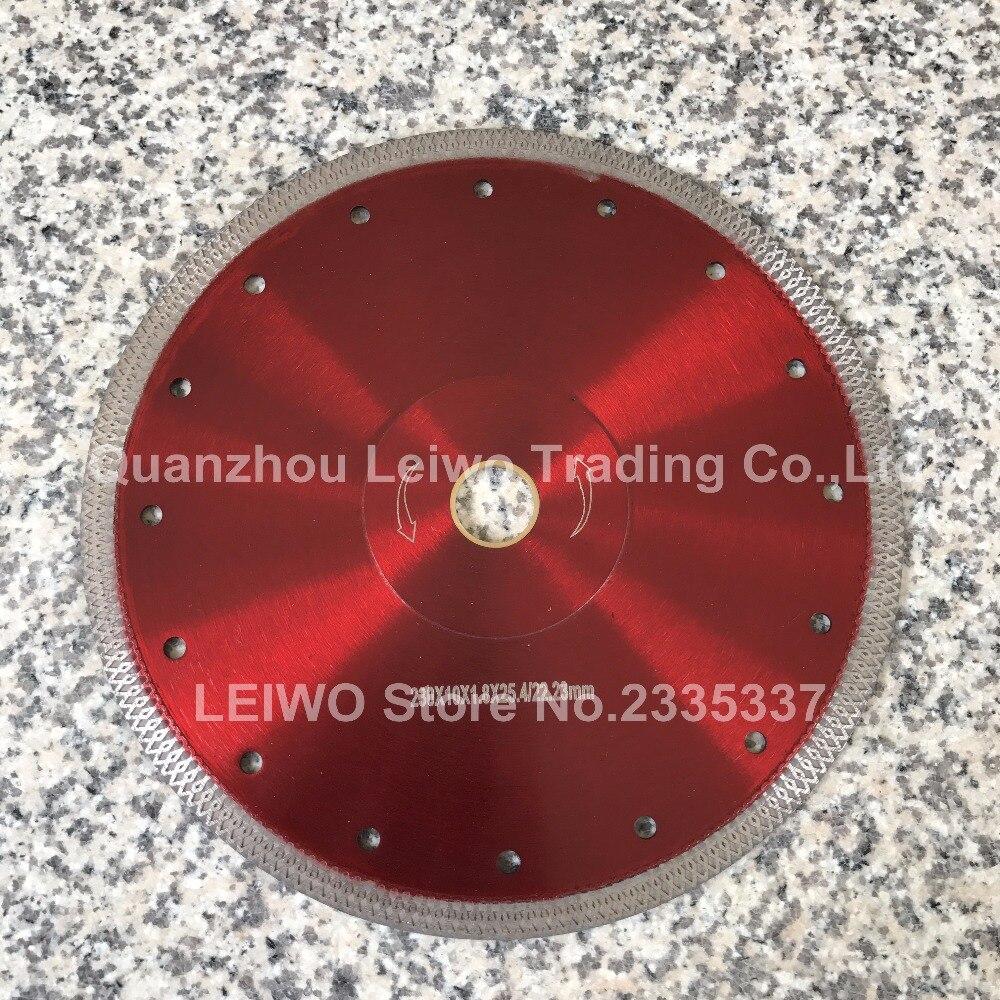 Turbo Saw Blade 9 Inch 230 Mm For Porcelain Tile Ceramic