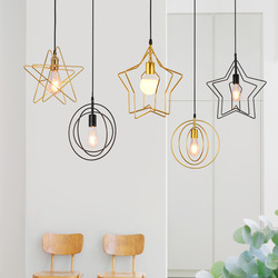 Vintage LED Holz anhänger licht Kunst esszimmer moderne hängen lampe E27 nordic anhänger lichter wohnzimmer restaurants bar drop