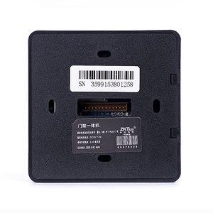 Image 4 - Parmak İzi Erişim Kontrolü Bağımsız Tek Kapı Denetleyici En Ucuz Bağımsız Tuş Takımı Parmak + RFID Kart X6 Kapı Giriş