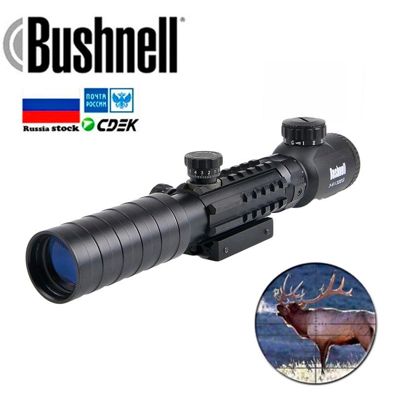 BU 3-9x32 EG Tactical Riflescope Red /Green Illuminated Optic Sight Sniper Hunting Scopes  Fits 11/20 Rail MountBU 3-9x32 EG Tactical Riflescope Red /Green Illuminated Optic Sight Sniper Hunting Scopes  Fits 11/20 Rail Mount
