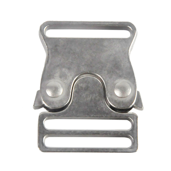 Belts Zinc Alloy Eco-friendly Hardware Bags Buckle Accessories Binaural Suitcase Connection