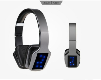 KAPCICE Wireless Headphones Bluetooth Headset Foldable Headphone Adjustable Earphones With Microphone For PC mobile phone Mp3