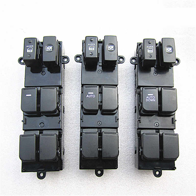 For 2011-2013 Kia Soul Window Switch Front Left SMP 86437WK 2012