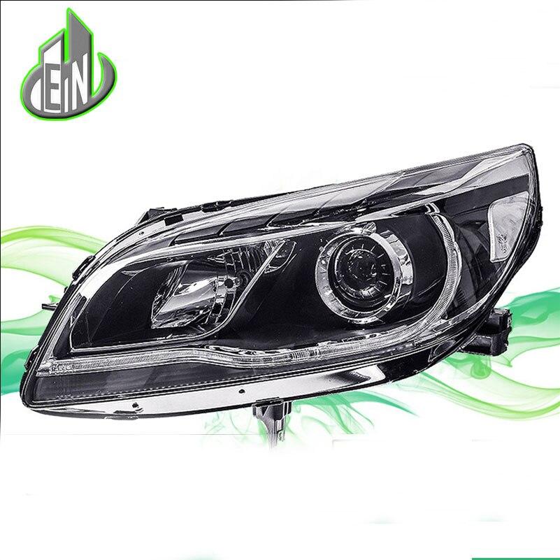 Car Styling 2012 2013 214 For Chevrolet Malibu Headlights