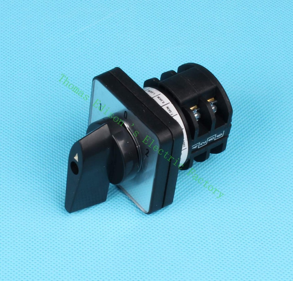 DMWD lw8 changeover switch lw8-20/2 20a 380v Universal Changeover combination switch  3 position 2 knots black colour changeover switch lw6 1 a028 10a 380v universal changeover combination switch one knots lw6