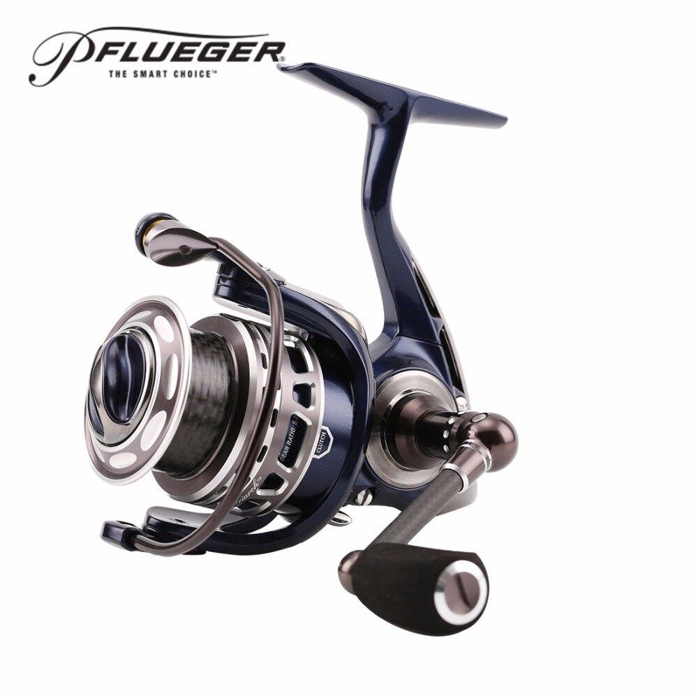 2016 new pflueger patriarch 9525 9530 9535 spinning for Pflueger fishing reels