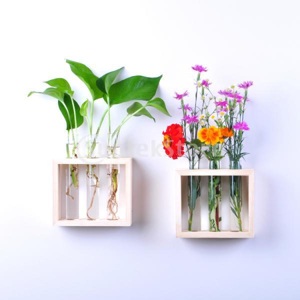 Online buy wholesale wooden vase stand from china