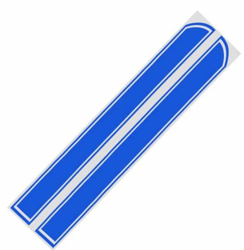 سيارة ملصقات غطاء المحرك غطاء شريط الديكور عاكس لأودي a4 a3 q5 q7 a5 b6 b8 a6 c5 b7 c6 audifonos الأزرق سيارة التصميم