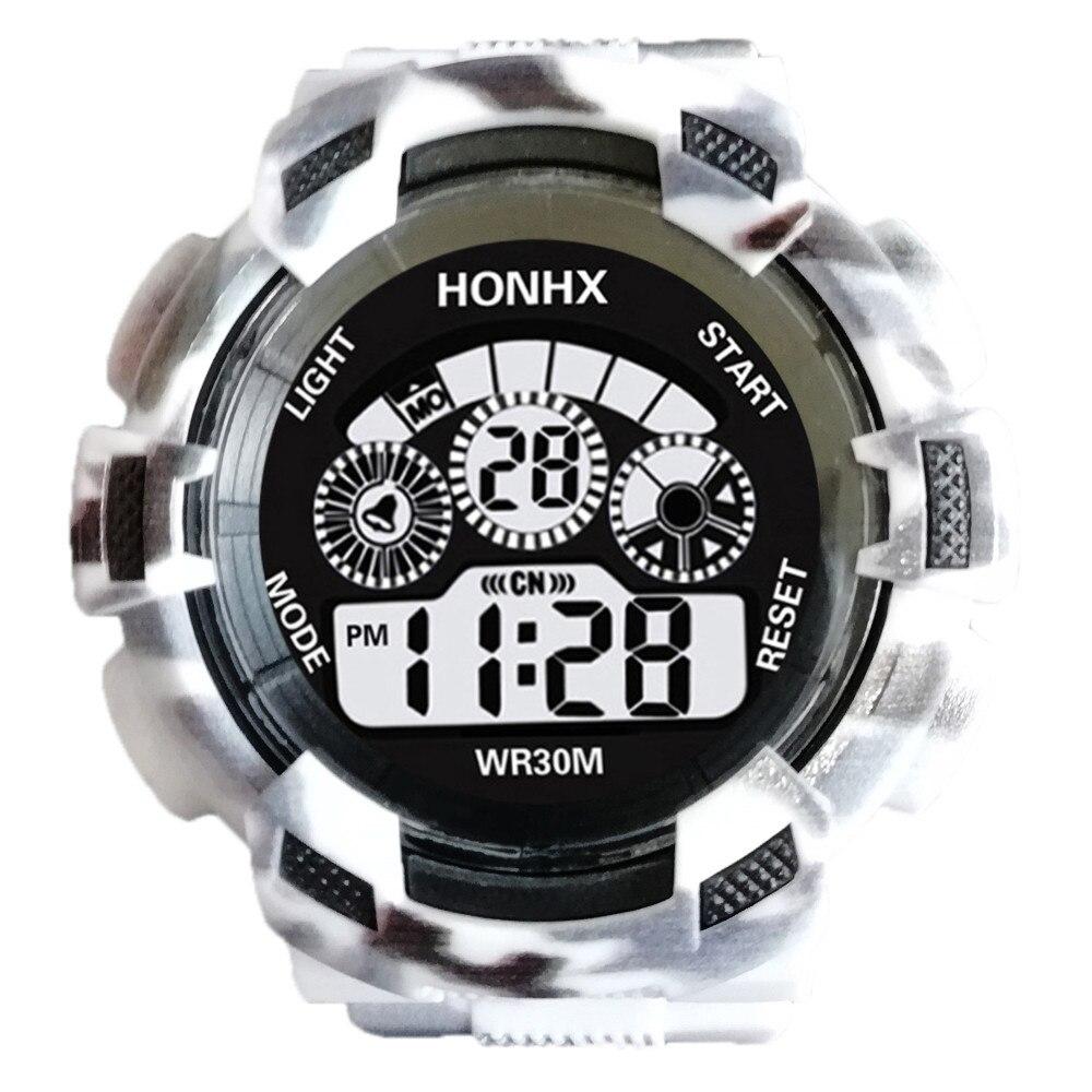 Wrist-Watch Digital Military-Sport Waterproof Analog LED -5001luxury Montre Homme Hot-Sales