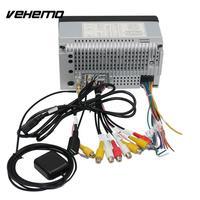Bluetooth автомобильного аудио MP5 плеер Автомобильный MP5 7 дюймов Автомобильная электроника DC 12 В AUX/USB/TF /FM