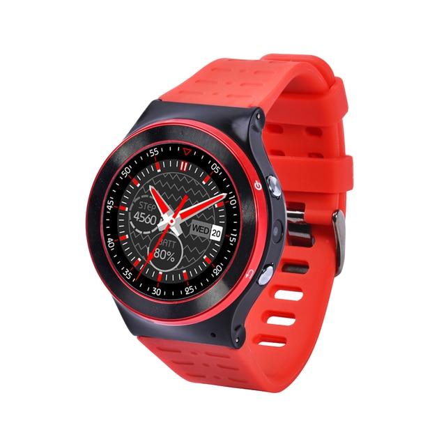 Zaoyiexport S99 MTK6580 Quad Core 3 г Смарт-часы Android 5.1 с 8 ГБ номер 5.0 МП Камера GPS Wi-Fi Bluetooth V4.0 ШАГОМЕР Сердце