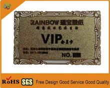 Buy business card printing china and get free shipping on aliexpress gold color china manufacturer high quality laser cut gold metal business cards metal name card metal reheart Images