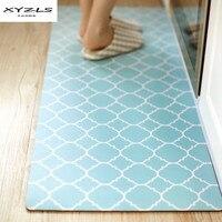 XYZLS Welcome Floor Mat Geometric Pattern Living Room Kitchen Carpets House Doormats Anti slip Tapete Rug 1Piece