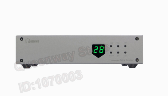 US $680 0 |DRHYME Taurus digital amplifier Class D Amplifier high grade  amplifier high grade high power amplifier-in Amplifier from Consumer