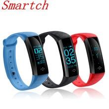 Smartch Спорт трекер M2S Смарт Браслет часы измерять кровяное давление кислорода пульсометр трекер Smart Band Водонепроницаемый