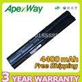 Apexway 6 celdas 4400 mah batería para hp probook 4331 s 4440 s 4441 s 4446 s 4436 s 4435 s 4431 s 4430 s hstnn-i02c hstnn-ob2t