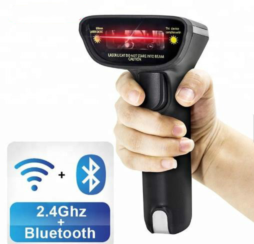 Здесь продается  High Quality laser Barcode Scanner Usb Wired Bluetooth Wireless China Scanner Manufacturer MJ-6708B  Компьютер & сеть
