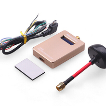 Ormino VMR40 5.8G 40Ch Wireless FPV System Video Rx Reciever with Antenna OTG Connect Smar