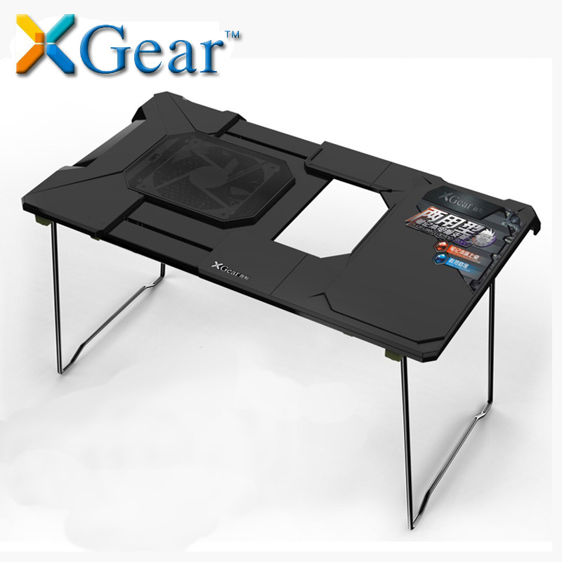 Brand Laptop Cooling Base Portable Folding Computer Desk