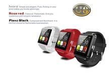 Bluetooth u80 Smart Uhr android MTK smartwatchs für Samsung S4/Note 2/Note3 HTC xiaomi für Android Telefon PK U8 GT08 DZT08 DZ09