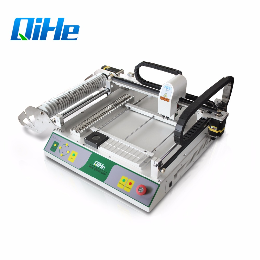 High Speed LED Mounting Machine/High Performance SMD Desktop Pick And Place Machine Free Shipping