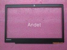 Neue original für lenovo thinkpad x1 carbon gen 2 mt: CARBON-20A7 20A8 20BS 20BT LCD Vordere Einfassung Abdeckung Nicht-Touch 2560*1440 WQHD 04X5569