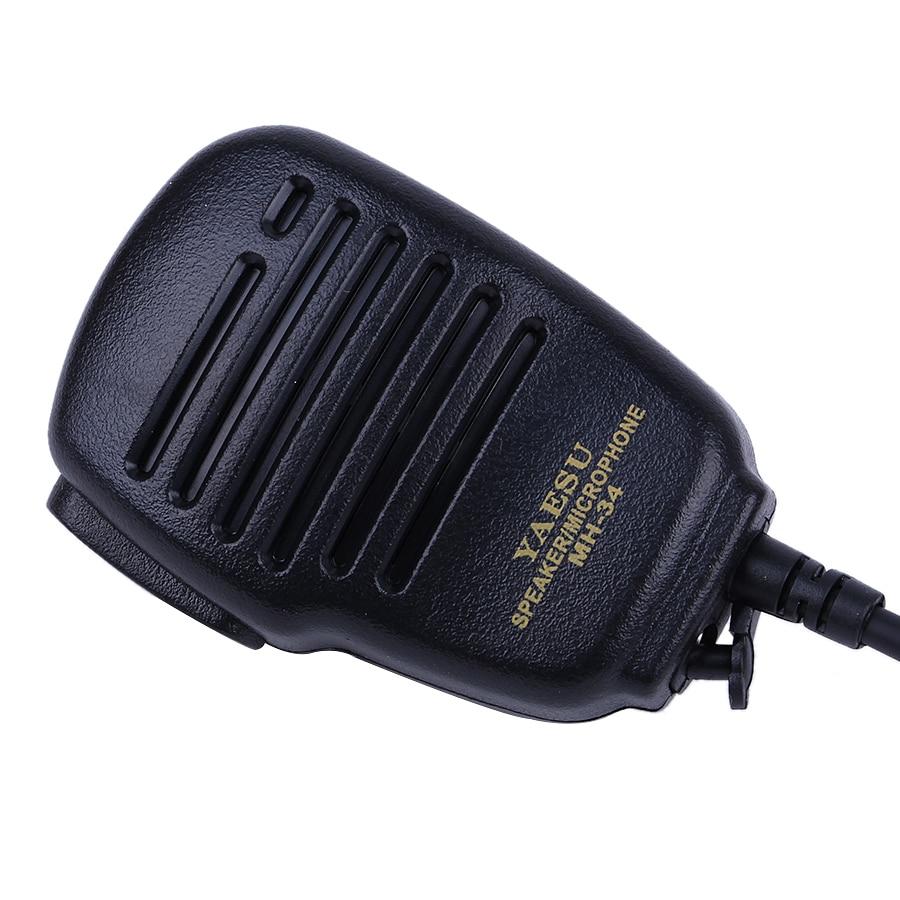 Yaesu динамикасы микрофонды бұрау үшін - Портативті радиостанциялар - фото 3