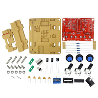 Sine Triangle Square Wave 1HZ 1MHZ DDS XR2206 Function Signal Generator DIY Kit
