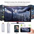 TV Stick YeHua P8 Mirascreen 5G/2.4G Dongle Screen Mirroring Adapter Wireless Microsoft Miracast Better Chromecast Android IOS