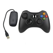 2,4G Wireless Remote Controller Gamepad Für Xbox 360 Computer Mit PC Empfänger Wireless Für Microsoft Xbox360 Manette Controle