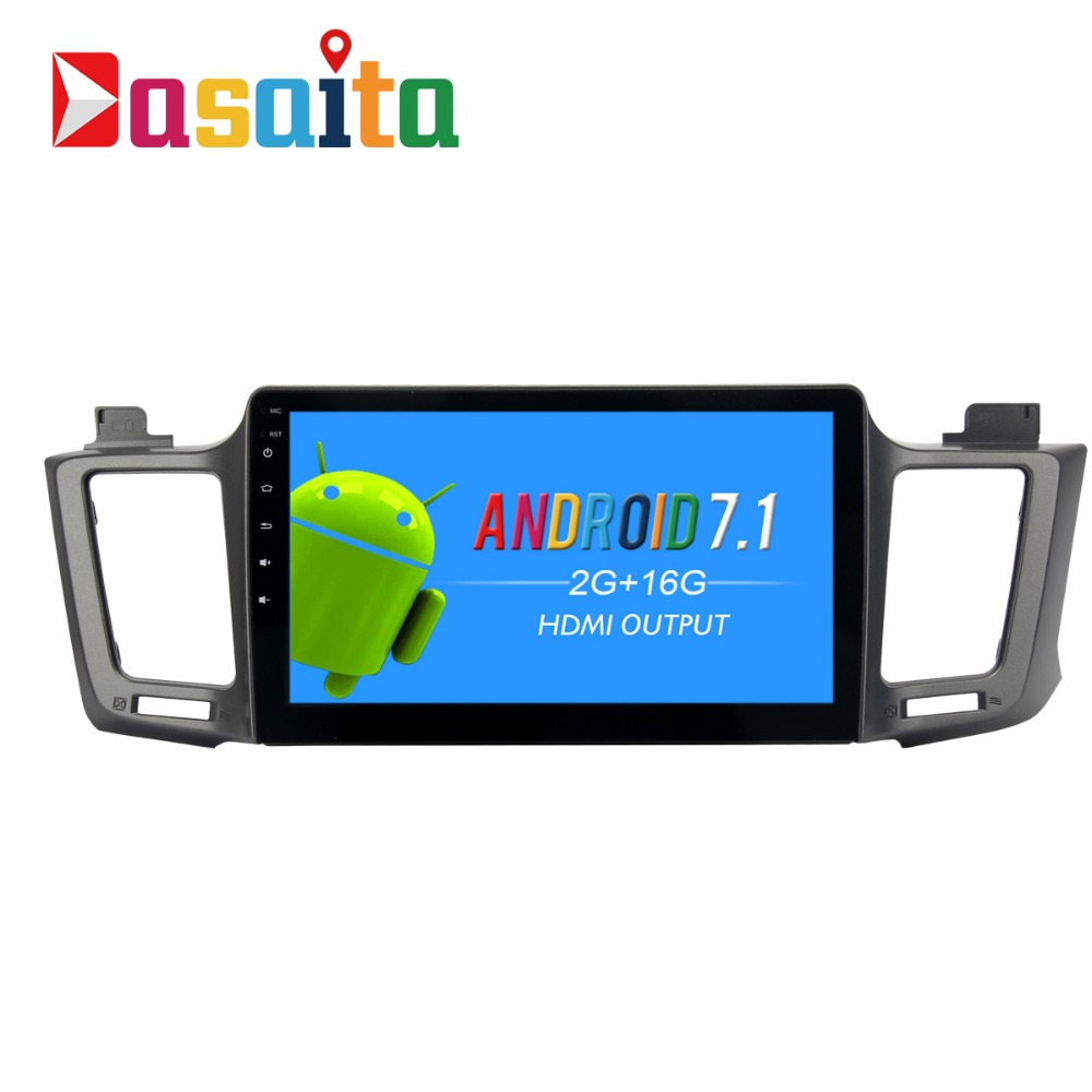 Dasaita 10 2 Android 7 1 font b Car b font font b GPS b font