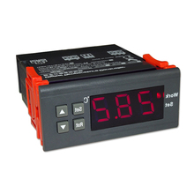 Digital Cool Heat temp Thermostat Thermometer Temperature Controller W7016C