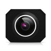 Хит, 4 К HD 360 градусов панорамный Камера VR Мини Ручной уникального Двойной объектив Камера Wi Fi видео действия 12 млн пикселей камера Пано
