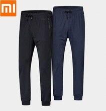 Xiaomi mijia Uleemark крутые эластичные спортивные брюки летние дышащие спортивные брюки для мужчин