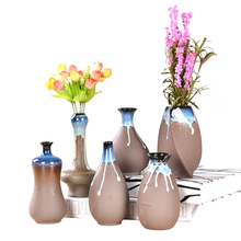 Vintage Home Decor Ceramic Flower Vases For Homes Antique Traditional Chinese  And Porcelain Vase For Flowers Decoration chinese flower and bird pattern ceramic porcelain stool for home decoration