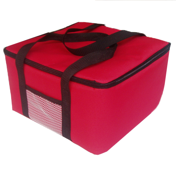12inch insulated pizza bag promotional Large thermal Cooler Bag Food Container 40x40x29cm