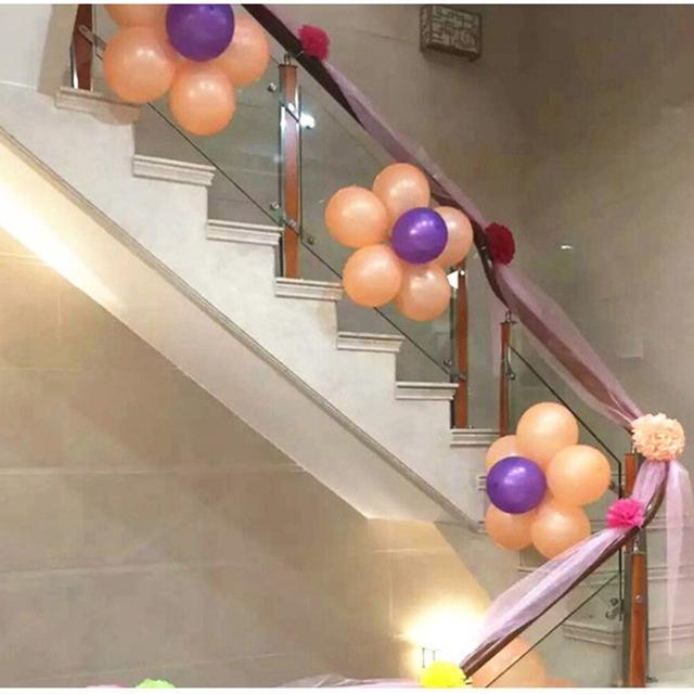 Decorative Balloon Clips Set