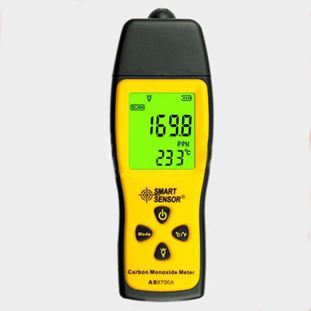 Gas alarm detector simmah carbon monoxide alarm gas leak detector Co