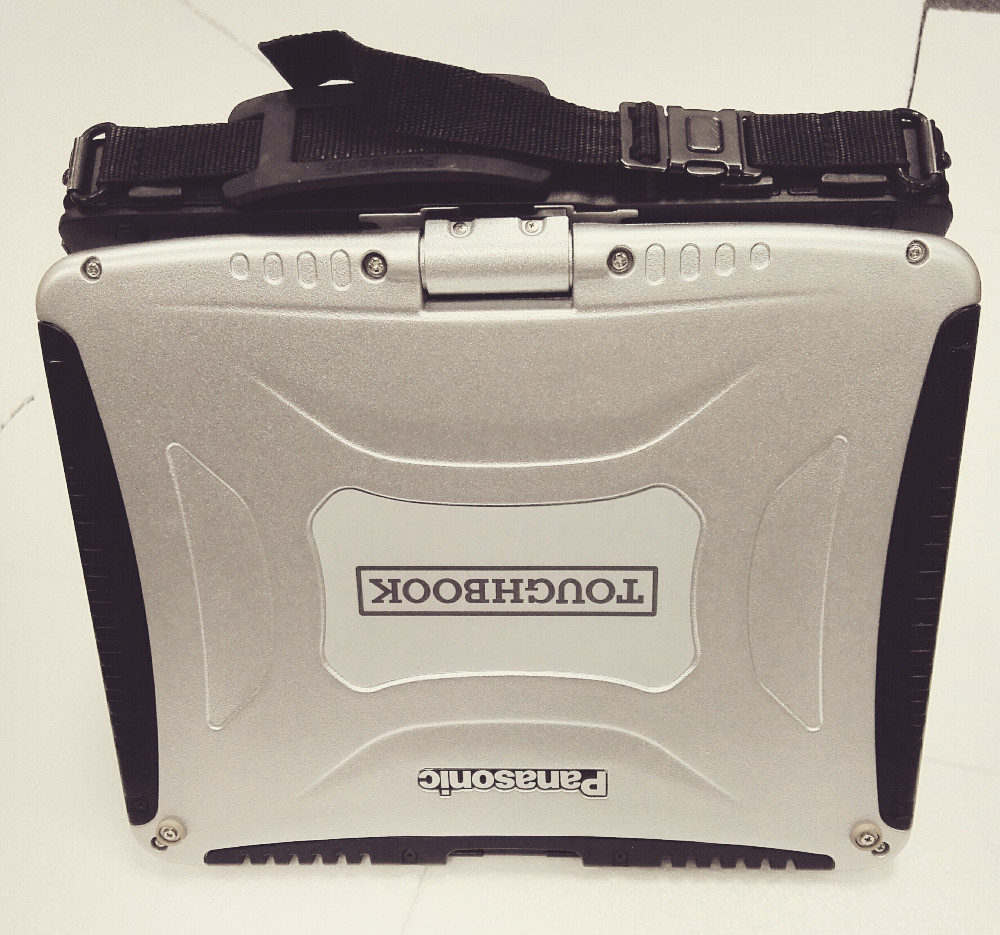 CF-19 toughbook for panasoic with mb star c4 4