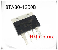 5PCS/lot BTA80-1200B BTA801200B BTA80 BTA80-1200 80A1200V Bidirectional