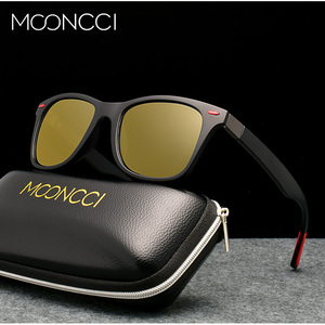 Image 2 - MOONCCI Square Night Vision Sunglasses Men Polarized HD Night Driving Goggles Glasses Women Yellow Driver Eyewear Unisex Oculos