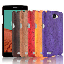 hot deal buy for lg max x155 lg bello2 case wood pattern hard pc+pu leather back cover hard case for lg bello ii 2 prime ii lg max x155