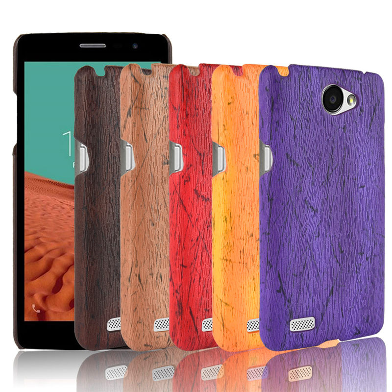 For <font><b>LG</b></font> <font><b>Max</b></font> <font><b>X155</b></font> <font><b>LG</b></font> Bello2 Case Wood Pattern Hard PC+PU Leather Back Cover Hard Case for <font><b>LG</b></font> Bello II 2 Prime II <font><b>LG</b></font> <font><b>Max</b></font> <font><b>X155</b></font> image